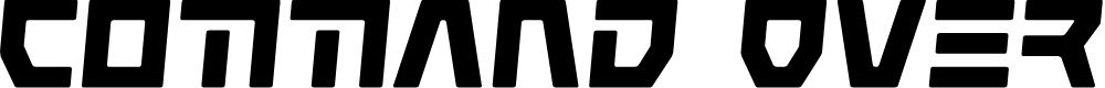 Preview image for Command Override Semi-Italic