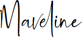 Preview image for Maveline Font
