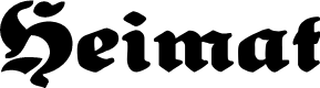 Preview image for Heimat Font