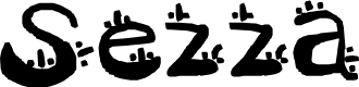 Preview image for Sezza Font