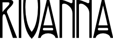 Preview image for Rivanna Font