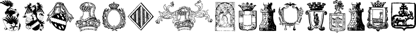Free Medieval font