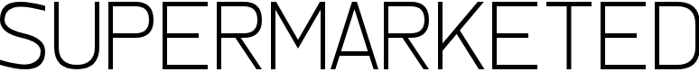 Preview image for Supermarketed Font