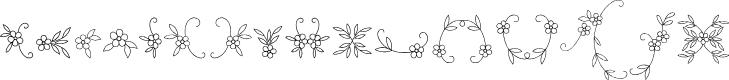 Preview image for Menina Graciosa Ornaments Two