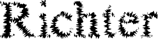 Preview image for Richter Font