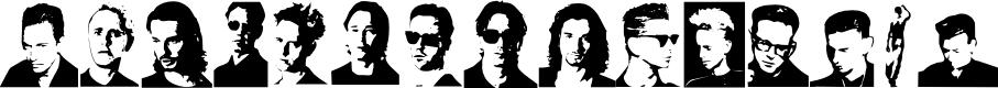 Preview image for Modebats Regular Font