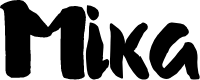 Preview image for Mika Font
