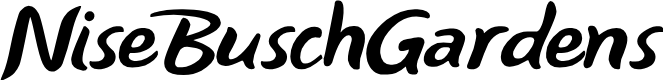 Preview image for NiseBuschGardens Font