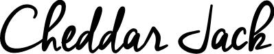 Preview image for Cheddar Jack Font