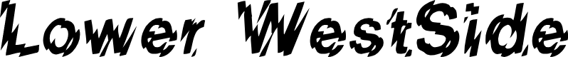Preview image for LowWe Regular Font
