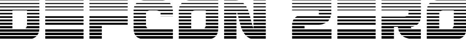 Preview image for Defcon Zero Gradient