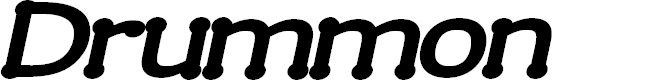 Preview image for Drummon Bold Italic