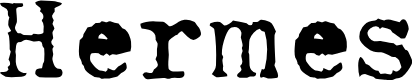 Preview image for Hermes Font