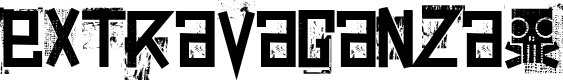 Preview image for extravaganza- Font