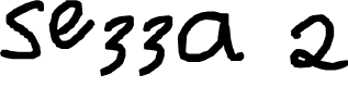 Preview image for Sezza 2 Font