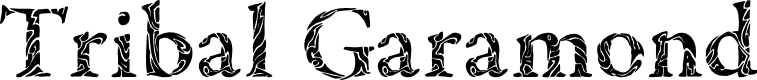Preview image for Tribal Garamond Font