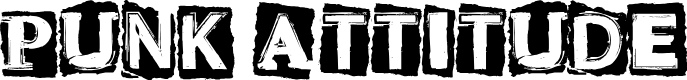 Preview image for CF Punk Attitude Regular Font