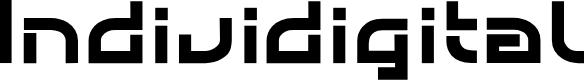 Preview image for Individigital Font