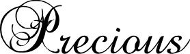 Preview image for Precious Font