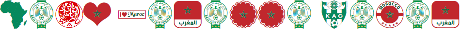 Font Morocco Color