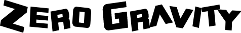 SF Zero Gravity Condensed Bold