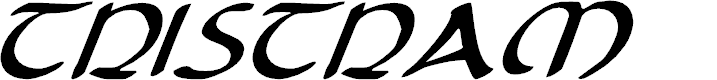 Preview image for Tristram Italic