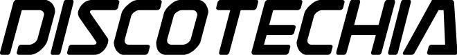 Preview image for Discotechia Bold