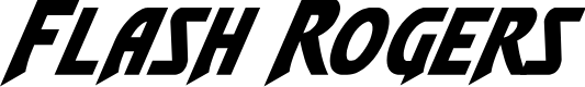 Preview image for Flash Rogers Super-Italic