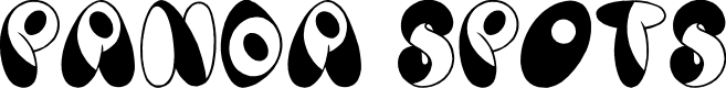 Preview image for Panda Spots Font