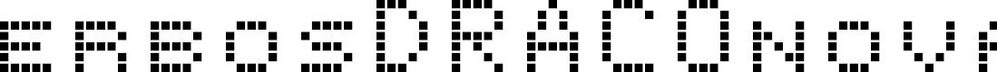 Preview image for ErbosDraco Nova Open NBP Regular Font