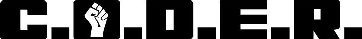 Preview image for C.O.D.E.R. Regular Font