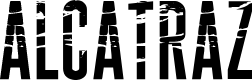 Preview image for ALCATRAZ Font