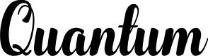 Preview image for Quantum-artdesign Font