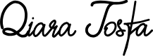 Preview image for Qiara Tosfa Font