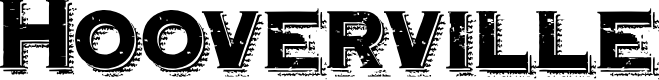 Preview image for Hooverville Font