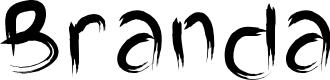 Preview image for Branda Font