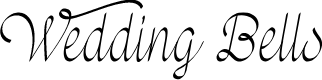 Preview image for Mf Wedding Bells Font