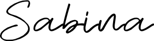 Preview image for Sabina Font