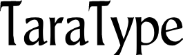 Preview image for TaraType Font