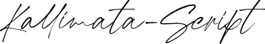 Kallimata-Script