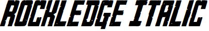Rockledge Italic