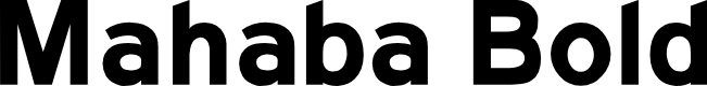 Preview image for Mahaba Bold Font