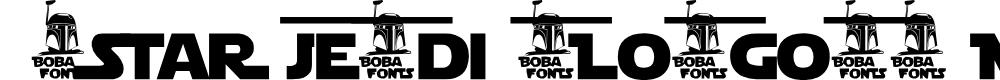 Preview image for Star Jedi Logo DoubleLine1