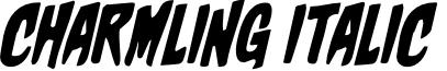 Charmling Italic