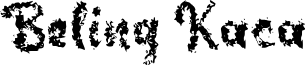 Beling Kaca