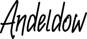 Preview image for Andeldow Font