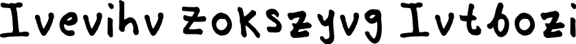 Reverse Alphabet Regular