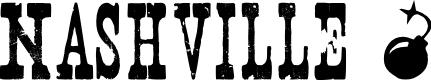 Preview image for Nashville Font