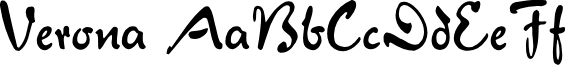 Verona Script