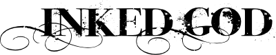 Preview image for iNked God Font